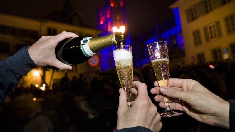 Avec 6 millions de bouteilles de champagne importées en 2018, la Suisse se place sur la 2e marche du podium planétaire