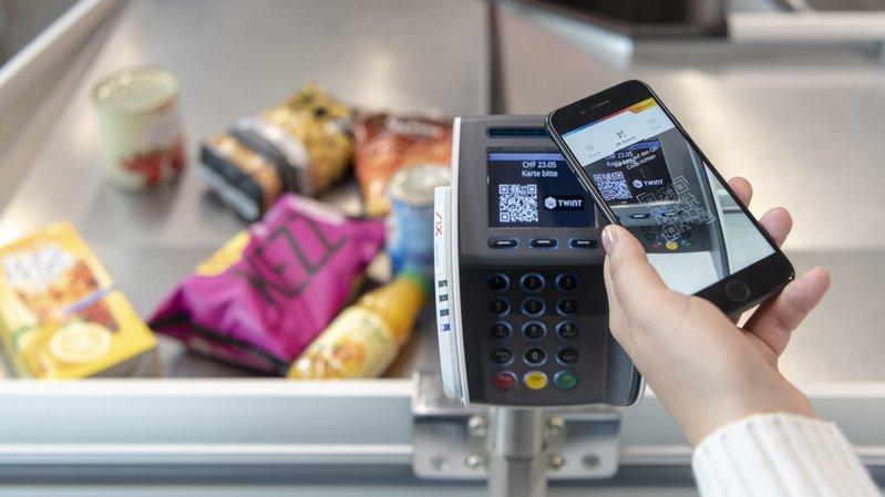 Le paiement sans contact prend son essor