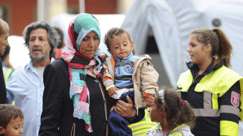 Les demandes d'asile ont chuté de plus 50% en trois ans