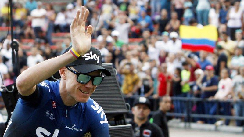 Cyclisme: le groupe Ineos propriétaire du Lausanne-Sport rachète l'équipe Sky de Chris Froome