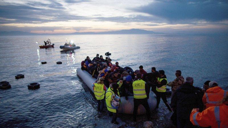 Le corps d'une fillette retrouvé sur une plage — Grèce