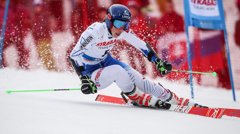Ski alpin: Holdener 13e du géant de Splindleruv Mlyn, remporté par Vlhova