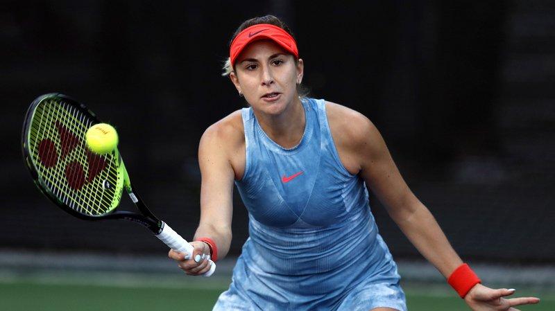 Tennis – Indian Wells: Belinda Bencic passe en 8e de finale