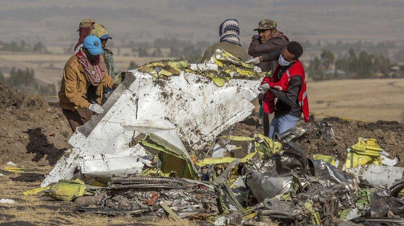 Crash d'Ethiopian Airlines: les deux boîtes noires du Boeing 737 retrouvées