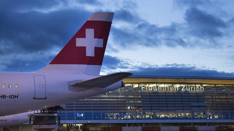 La compagnie aérienne Swiss a dégagé de très bons bénéfices durant l'année 2018
