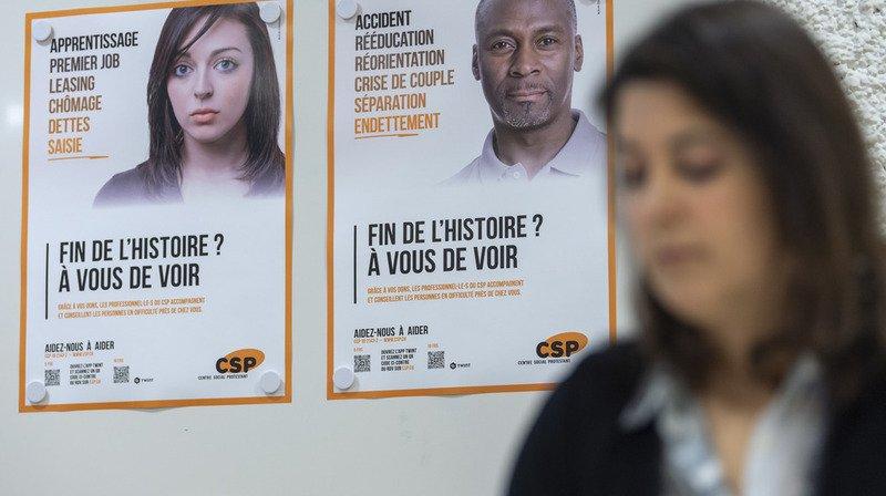 Le CSP fait campagne contre le surendettement