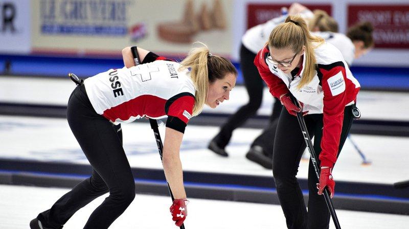 Curling: les Suissesses en finale des Championnats du monde au Danemark