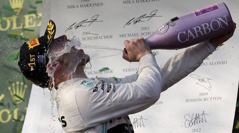 Formule 1: Valtteri Bottas remporte le GP d'Australie devant Lewis Hamilton