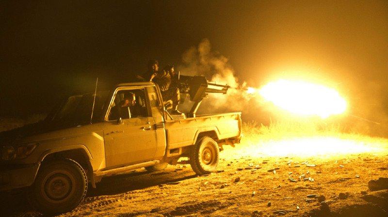"""Syrie: le """"califat"""" de l'Etat islamique a été totalement détruit"""