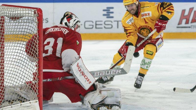 Le Lausanne HC se prend 5-1 à domicile par Langnau.