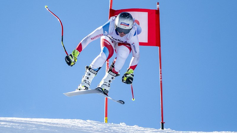 Ski alpin - Championnats suisses: Corinne Suter et Urs Kryenbühl titrés en descente