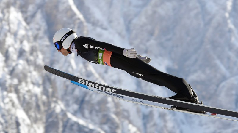 Avec deux sauts à 234,5 m et à 238 m, le quadruple Champion olympique a signé sur le tremplin slovène son meilleur résultat de la saison.