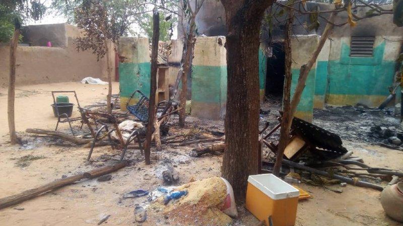 Mali: 130 personnes massacrées dans un village peul
