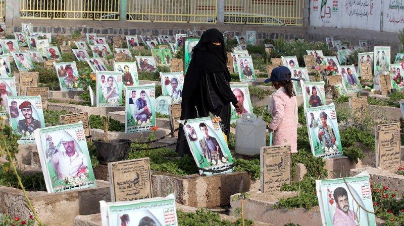 Yémen: un drame humanitaire provoqué par quatre ans de guerre
