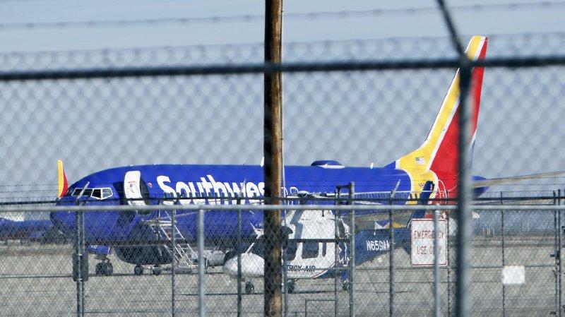 Etats-Unis: atterrissage d'urgence d'un Boeing 737 MAX en Floride