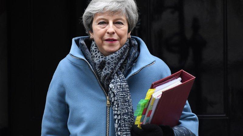 Royaume-Uni: Theresa May démissionnera avant la prochaine étape de négociation avec l'UE