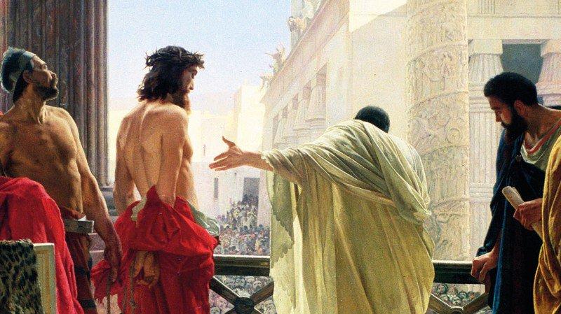 L'Évanglie selon Pilates d'Éric-Emmanuel Schmitt