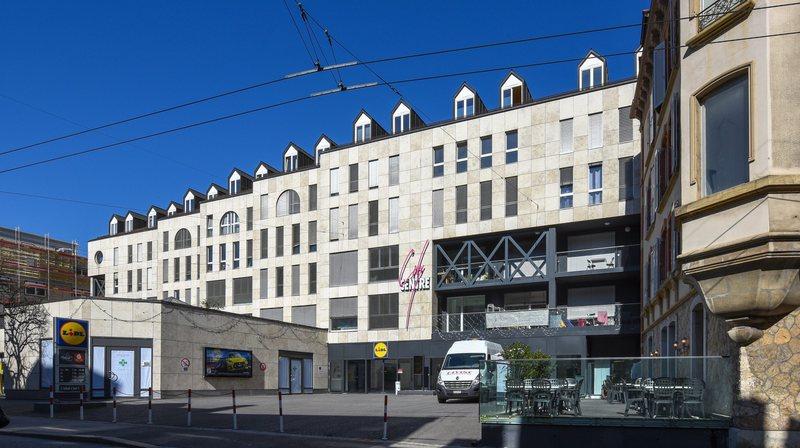 Milliers de francs d'arriérés de charges: des locataires de City-Centre à Neuchâtel sous pression