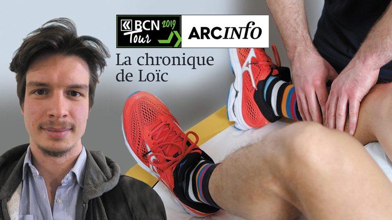 BCN Tour: les courbatures, un mal nécessaire?