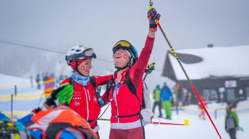 Du bronze mondial pour Marianne Fatton