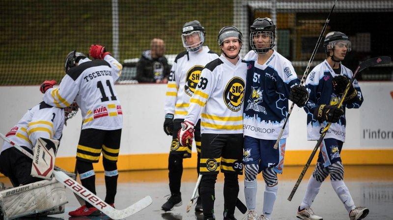 Le Street-Hockey Club La Chaux-de-Fonds en mode play-off