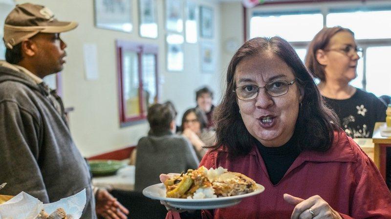 La Chaux-de-Fonds: le restaurant social Ekir tient le coup depuis dix ans