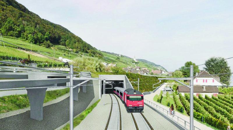 Quatre communes s'opposent au tunnel de Gléresse