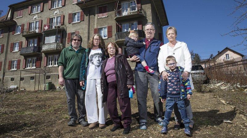 Installation d'antenne à La Chaux-de-Fonds: mauvais plan pour les locataires?