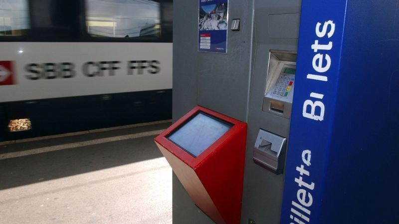 Train en panne entre Neuchâtel et St-Blaise-Lac