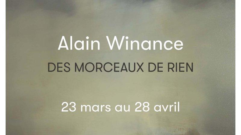 Alain Winance, peintures récentes