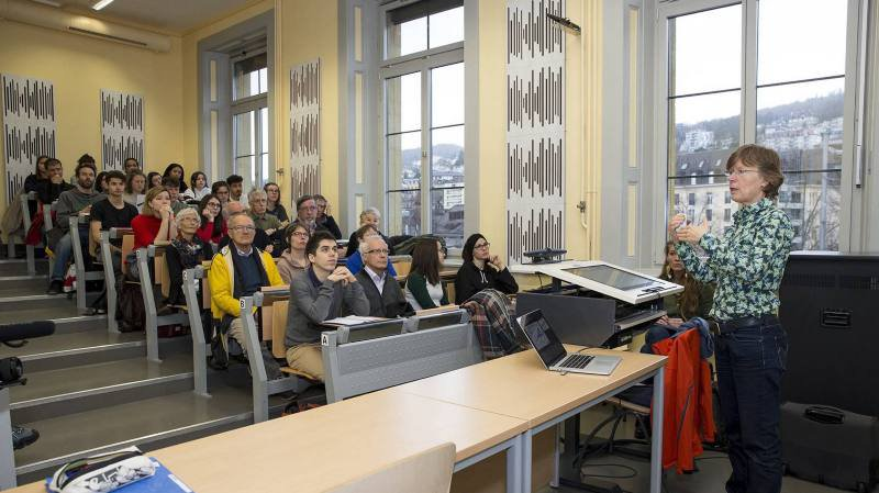 Pour la climatologue Martine Rebetez, La Chaux-de-Fonds connaîtra bientôt les températures de Neuchâtel