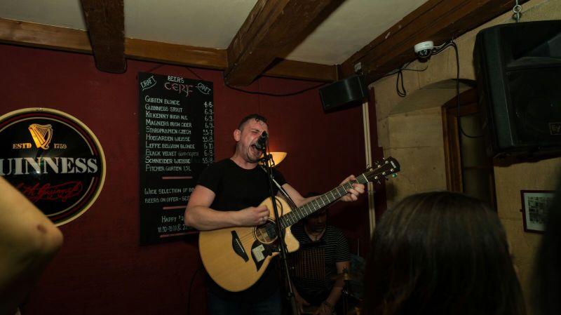 "St Patrick au Cerf avec ""Matt Rowley"""
