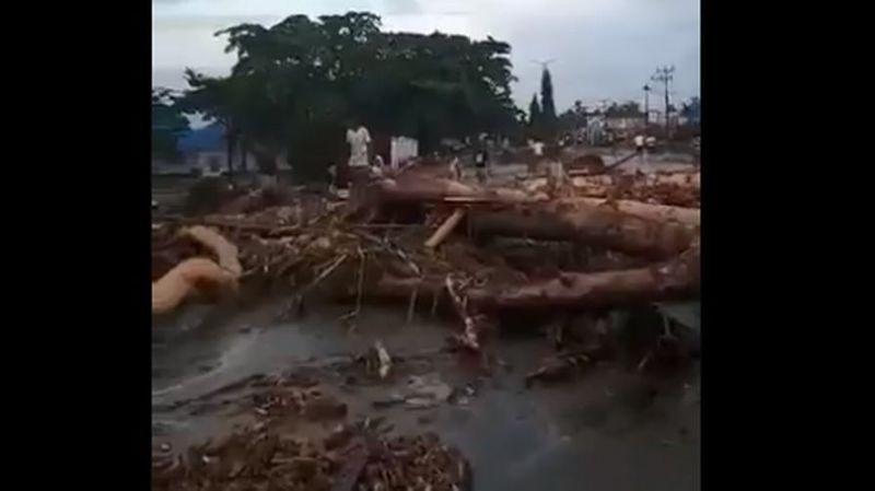 Inondations en Indonésie: le bilan grimpe à 58 morts en Papouasie