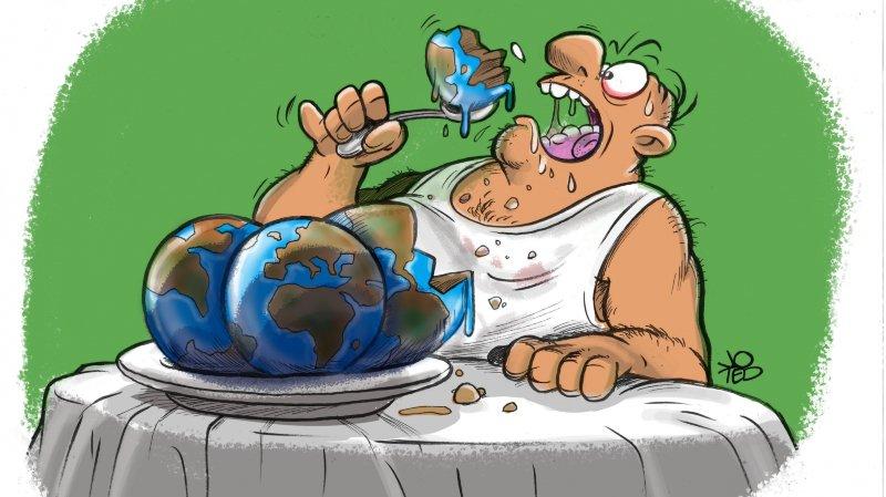 Testons notre impact écologique sur la planète