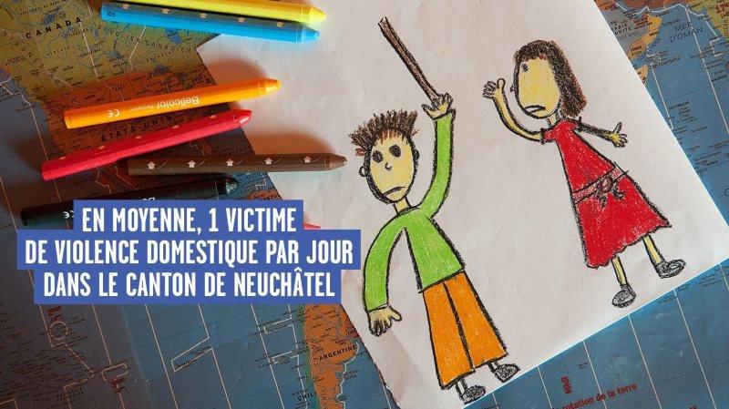 Femme agressée à Fontaines: «Ne pas rester sourd aux violences conjugales»