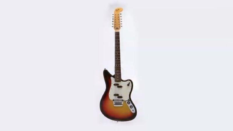 Etats-Unis: une guitare de Bob Dylan adjugée à 187'000 francs