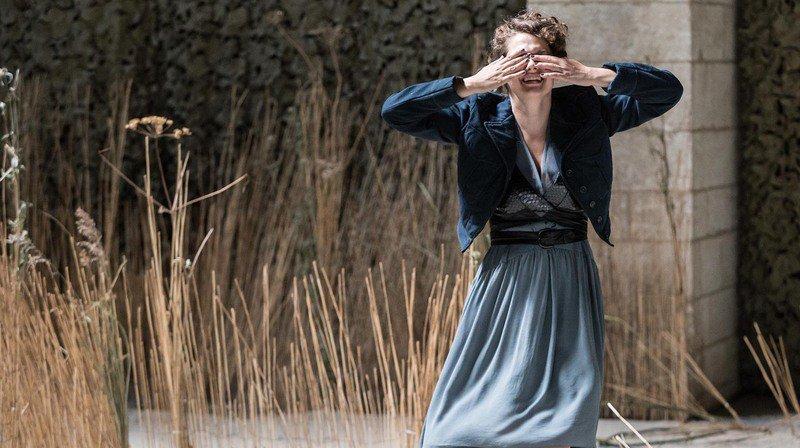 """""""Iphigénie"""" jouée au Festival de théâtre d'Avignon l'an dernier."""