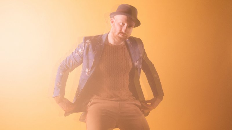 """Avec """"Dean Alamo"""", Lionel Nemeth s'aventure dans l'indie-pop."""