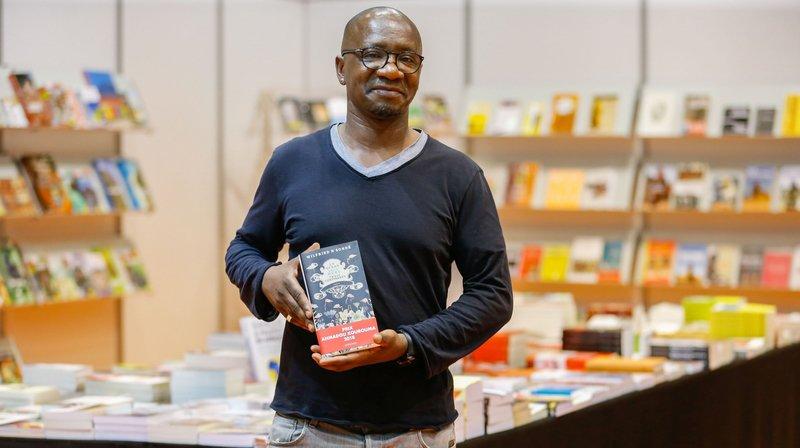Wilfried N'Sondé avait reçu le prix Ahmadou-Kourouma lors du dernier Salon du livre et de la presse de Genève.