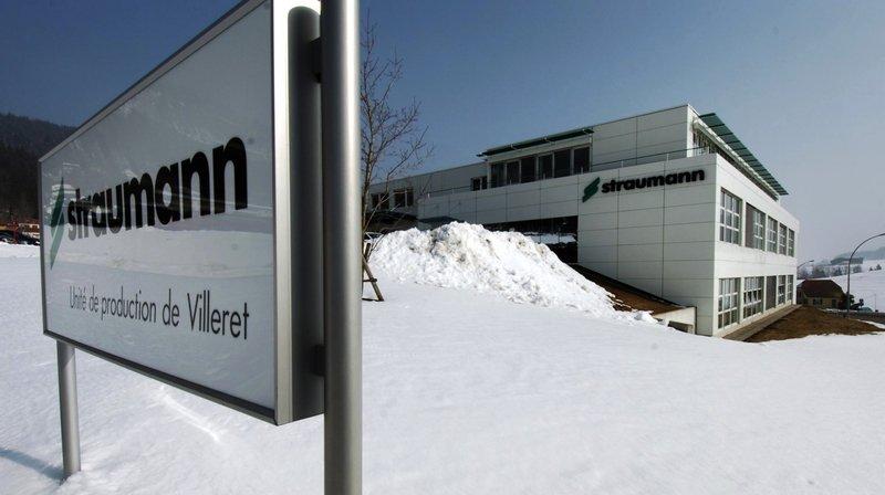 La multinationale bâloise possède une unité de production à Villeret.