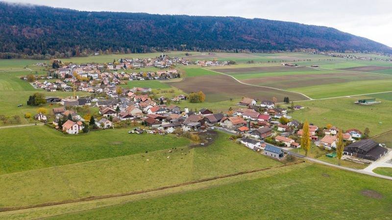 Les communes – ici Savagnier – se verront attribuer de meilleurs outils permettant de faciliter leur planification territoriale.