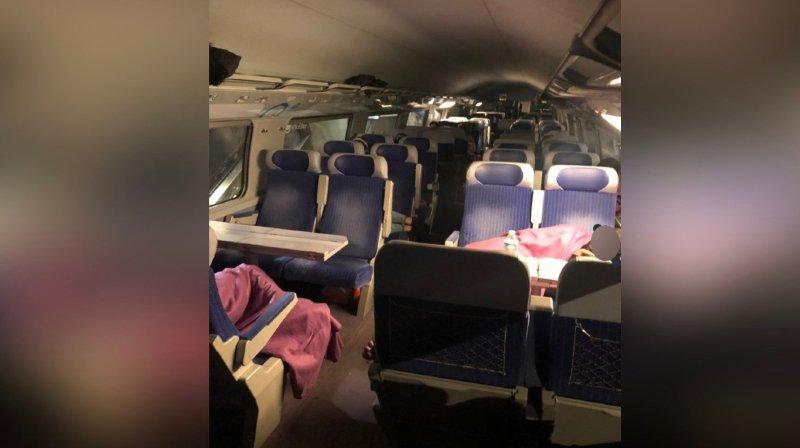 TGV Marseille-Paris: plus de 700 passagers passent la nuit dans le train bloqué à Lyon