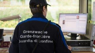 Jura: un chauffeur français pincé «bourré» au bureau des douanes