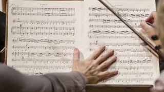 Près de 200 musiciens pour donner vie à l'oratorio inédit d'un compositeur neuchâtelois
