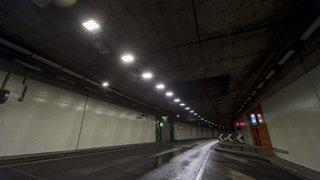 A 159 km/h dans les tunnels sous la ville de Neuchâtel