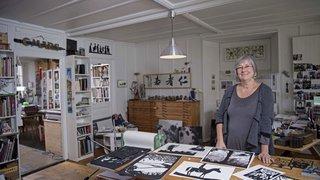 La «bourse» de La Chaux-de-Fonds à une illustratrice