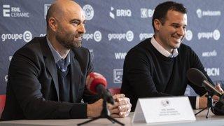 Xamax FCS: Joël Magnin entraîneur, Frédéric Page directeur sportif