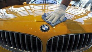 Il vendait des BMW à des diplomates qui n'en étaient pas