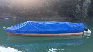 Vaud: un pêcheur disparaît dans le lac Léman au large de Clarens