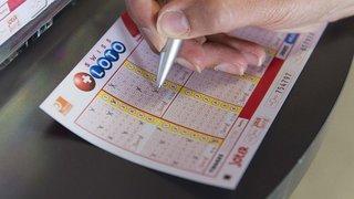 Loterie: un joueur empoche un million de francs au Swiss Loto